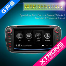 """PF72FSF: Xtrons 7"""" Special Car DVD for Ford Galaxy& S-Max Before 2012"""