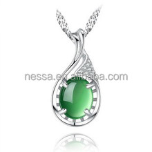 Fashion necklace silver jewelry party NSNK-32344
