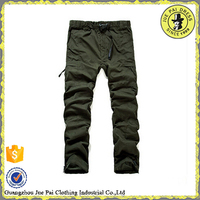 Cheap fashion winter mens cargo work pants