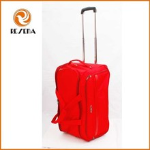 Large capacity and waterproof Rolling duffle bag for travel