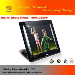 Made in China Low Price Mini 7 Inch Digital Photo Frame digital picture frame