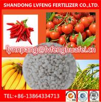 Sulfato De Amonio Granular N 20.5%