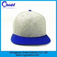 Custom 6 Panel Kangaroo Snapback Cap