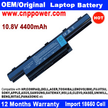 6 Cell 10.8V 5200mAh Laptop Battery AS10D31 for Acer AS10D3E AS10D41 AS10D51 4741 4741G 4738G 4743G 4752G 5741 5741G