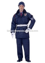 de seguridad uniformes de la guardia