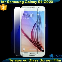 S6 Glass Screen Film, Galaxy S6 Screen Protective Film,9H 2.5D LCD Touch Screen Glass Guard Film for Samsung S6 Screen Protector