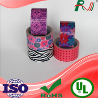 Advanced sealing and strong packing tape with different types