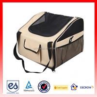 Hot Sale Durable Mesh Design Pet Travel Bag For Animals (ESB-PB036)