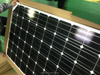 Monocristalino 150 w painel solar