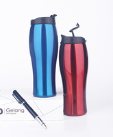 2016 new world cup hot sale fashion stainless steel thermos flask