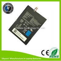 Mobile phone battery manufacturer 3650mAh L12T1P33 Battery For Lenovo lePad A1000 A1010-T A3000 A3000-H A5000