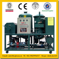 Black oil cleaning water removal waste oil recycling machine