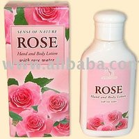 """BULGARIAN Hand and Body Lotion """"ROSE"""", with ROSE WATER"""