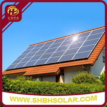 PV Mounting Structure for Tile Roof Mounting Solar System