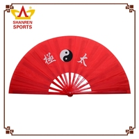 2015 wholesale custom printed bamboo and silk folding hand fans