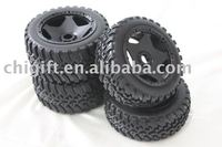 Wheels & Tires for 1/5 rc baja