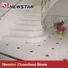 Precut high quality interior marble risers & stairs