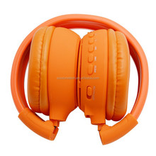 Comfortable cute headphone light weight design bluetooth headphone for sony with rohs certificate