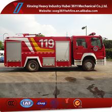 Haute qualité usine prix de secours d'urgence 10000L réservoir d'eau pas cher l'eau camion - citerne