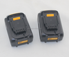 rechargeable china dewalt power tools lithium ion battery pack DCB140, DCB140-XJ with 500+ cycles