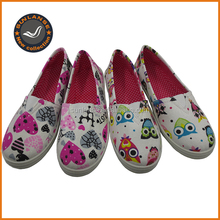 fashion canvas shoes for women