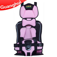 Hot Sale ,Good Quality Car Safety Booster Seat 4 Colors for9 month to 5 Years Infant Baby Car Seat Cushion