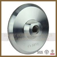 Plastic or Aluminum Backing pad For Polishing pads