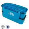 Plastic Bento Box With Double Layer