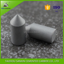 K30,K40 GANGXIN brand cemented carbide coal tips for mining tools