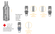 Sub ohm tank 0.3ohm! Aspire Triton with RBA and Top fill tank Japanese organic cotton