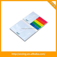 Onzing new fashion sticky notes/sticky notepad / memo pad
