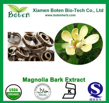 Twolobed Officinal Magnolia Bark Extract for Allergic Reactions