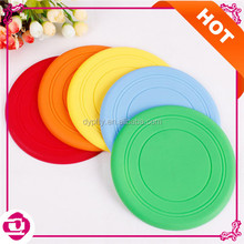 puppy training toys plastic flying discs round toy