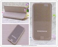 For iPhone 6 official flip dot case view case
