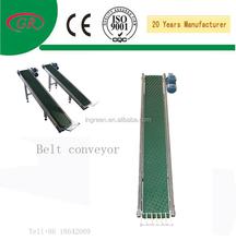 Adjust height Mobile Loading Belt Conveyor for truck and conveyor belting