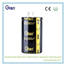 Glan studio cemera capacitor electric capacitor 900uf 1000uf 1200uf used for Laser Tattoo Removal Machine