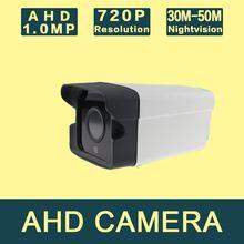 AHD Camera2100PA-E-A2 4/6/8MM Lens 1/4'' CMOS Sensor 1.0MP IR-Cut AHD Camera Camera 720P Indoor / Outdoor Waterproof 1080P Secur