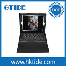 ultra thin abs rechargeable bluetooth keyboard case for samsung galaxy tab