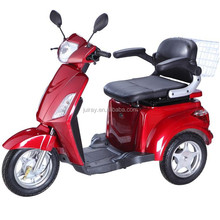 500W Three Wheels Electric Scooter for Old or Disabled