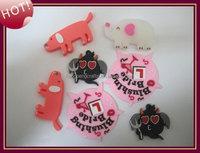 promotion gift soft pvc souvenir 3d rubber fridge magnet