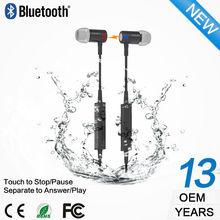 New product earhook earpiece glowing headphones wireless earphone Android mobile phone