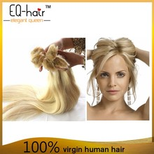 2015 New Arrival Chinese Virgin Hair 613 Blonde Color Chinese Human Hair Bulk