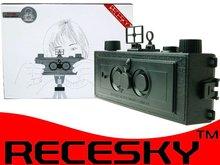 Recesky DIY Stereo Pinhole 3D 35mm film Camera