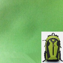 600D 100% polyester oxford fabric PVC material for bag