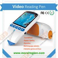 Video talking pen for the blind children, for disabled kids learning