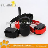 Hot selling pet collar|remote control|Rechargeable Dog Training Collars