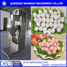 High quality meat fish ball machine/stainless material meatball making machine/high quality meatball machine