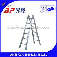 Aluminum Adjustable Step Stool NEW ITEM AP-414