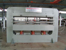 Porte hydraulique hot machine de presse