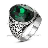 R560 Latest design saudi gold jewelry ring